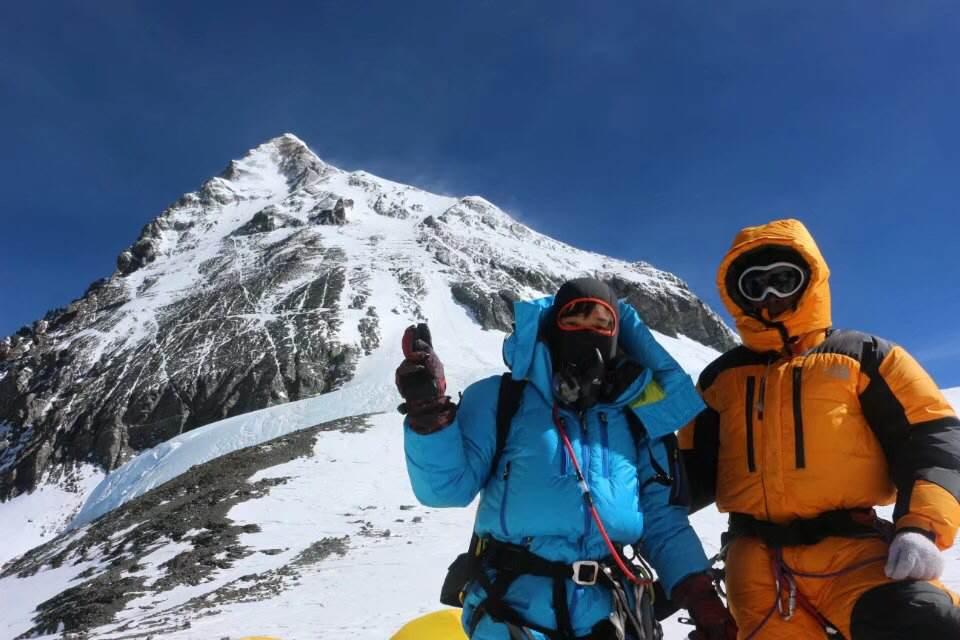董丽丽 攀登珠穆朗玛峰的女人